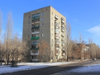 Saratov, Chemodurov st, house 1. Apartment house