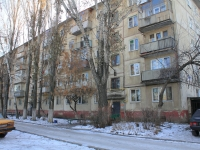 Saratov, Chemodurov st, house 3. Apartment house