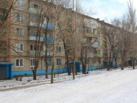 Saratov, Chemodurov st, house 4А. Apartment house