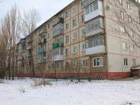 Saratov, Chemodurov st, house 4. Apartment house