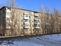 Saratov, Chemodurov st, house 5. Apartment house