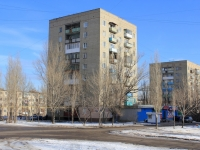 Saratov, Chemodurov st, house 9. Apartment house