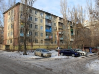 Saratov, Chemodurov st, house 10. Apartment house