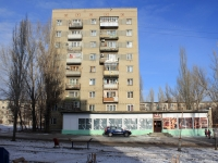 Saratov, Chemodurov st, house 11. Apartment house