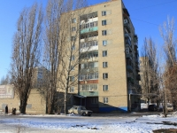 Saratov, Chemodurov st, house 13. Apartment house