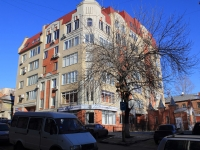 Saratov, Babushkin vzvoz st, house 10. Apartment house