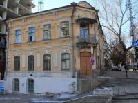 Saratov, Chernyshevsky st, house 134. Apartment house