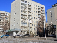 Saratov, Lermontov st, house 7. Apartment house