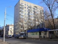 Saratov, Lermontov st, house 20. Apartment house