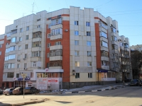 Saratov, Lermontov st, house 24/26. Apartment house
