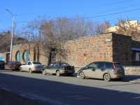 Саратов, ресторан От заката до рассвета, улица Лермонтова, дом 37