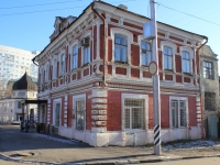 Saratov, Lermontov st, house 38. Apartment house