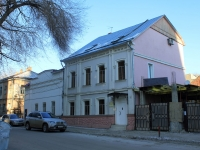 Saratov, Solyanaya st, house 4. Apartment house