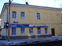 Саратов, улица Московская, дом 27. многоквартирный дом