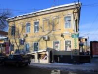 Саратов, улица Московская, дом 29. многоквартирный дом