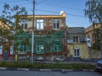Саратов, улица Московская, дом 34Б. многоквартирный дом