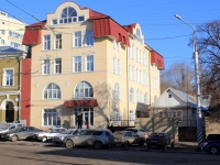Saratov, Chelyuskintsev st, house 10. office building
