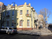 Saratov, sample of architecture Особняк купца Э.Бореля, Nekrasov st, house 25