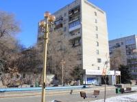 Saratov, Oktyabrskaya st, house 10/12. Apartment house