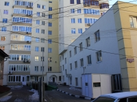 Saratov, Peskovsky alley, house 4. Apartment house