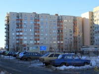Saratov, Bratyev nikitinih st, house 4А. Apartment house