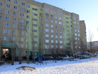 Saratov, Bratyev nikitinih st, house 8 к.2. Apartment house