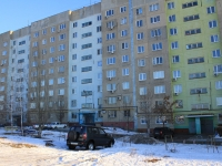Saratov, Bratyev nikitinih st, house 8 к.3. Apartment house