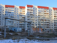 Saratov, Bratyev nikitinih st, house 10. Apartment house
