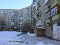 Saratov, Volzhskaya st, house 2/10. Apartment house