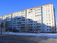 Saratov, Derzhavinskaya st, house 5. Apartment house