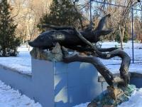 Saratov, park ЛипкиRadishchev st, park Липки