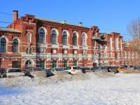 萨拉托夫市, 图书馆 Областная универсальная научная библиотека, Maksim Gorky st, 房屋 40