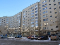 Saratov, Ust-kurdyumskaya st, house 3. Apartment house
