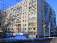 Saratov, Zerkalnaya st, house 6. Apartment house