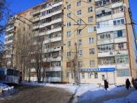 Saratov, Zerkalnaya st, house 11. Apartment house