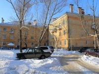 Saratov, Lomonosov st, house 1. Apartment house