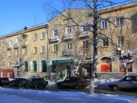 Саратов, улица Ломоносова, дом 3. многоквартирный дом