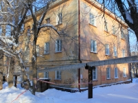 Saratov, Lomonosov st, house 4. Apartment house