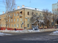 Saratov, Lomonosov st, house 5. Apartment house
