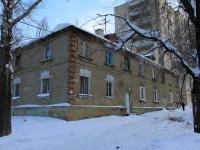 Саратов, улица Ломоносова, дом 8А. многоквартирный дом