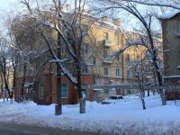 Саратов, улица Ломоносова, дом 8. многоквартирный дом