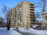 Саратов, улица Ломоносова, дом 10А. многоквартирный дом