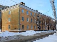 Саратов, улица Ломоносова, дом 10. многоквартирный дом