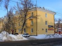 Саратов, улица Ломоносова, дом 12. многоквартирный дом