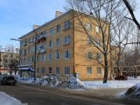 Саратов, улица Ломоносова, дом 14. многоквартирный дом