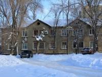 Saratov, Izmaylov st, house 9А. Apartment house