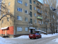 Saratov, Izmaylov st, house 13. Apartment house