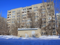 Saratov, Artilleriyskaya st, house 22. Apartment house