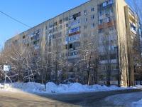 Saratov, Navashin st, house 38. Apartment house