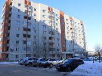 萨拉托夫市, Navashin st, 房屋 40. 公寓楼